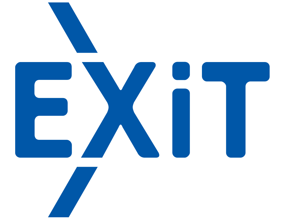 The text EXiT